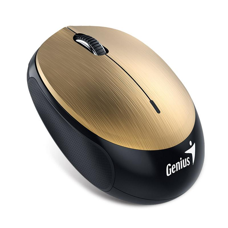 Souris sans fil bluethooth Genius NX-9000BT V2 Gold Bluetooth 4.0