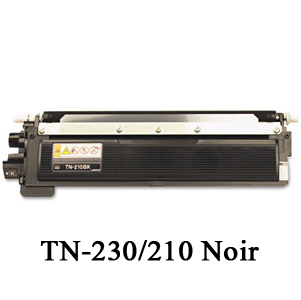 Toner Compatible Brother Tn 210 230 bk 2200 pages