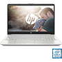 HP PC Portable 15-dw0051nf 15'' FHD Argent (Intel Core i3 8145U, RAM 4 Go, SSD 128 Go + 1 To Disque dur, Windows 10)